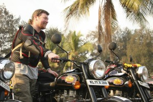 Dons Trip to Enduro India